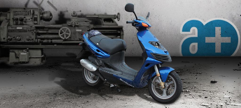 Suzuki Roller 5er