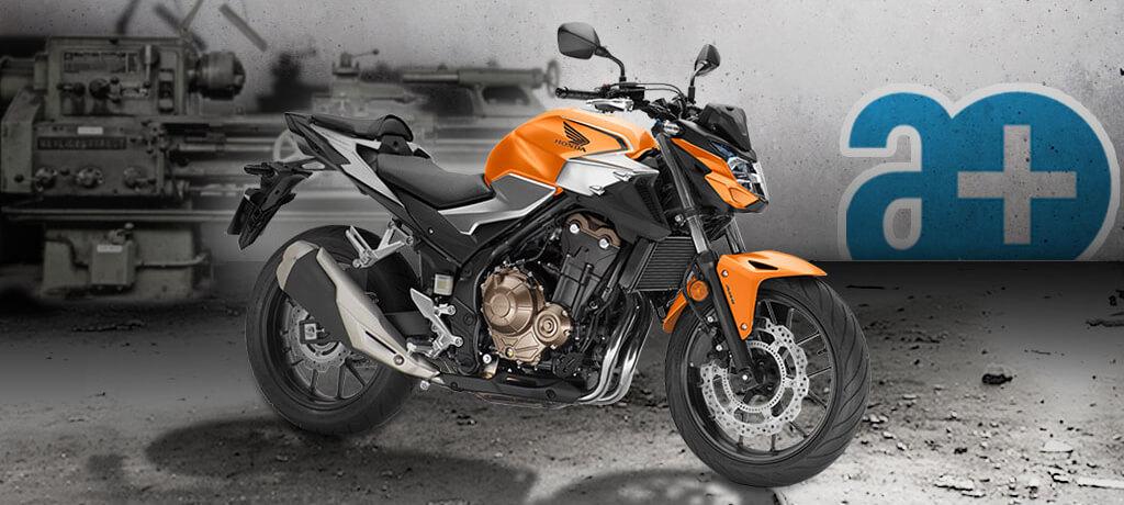 Honda CB500F (Klasse A2)