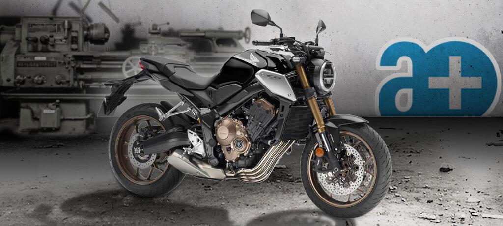 Honda CB650R (Klasse A)
